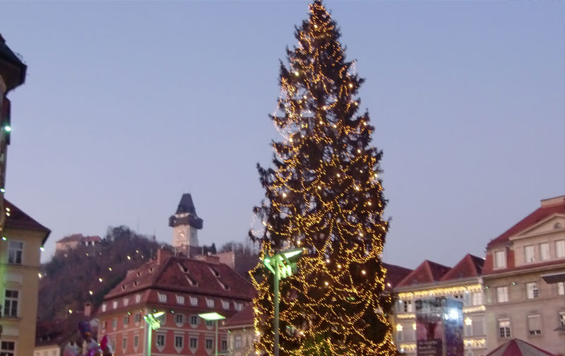 Advent in Graz